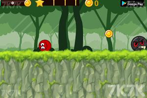 《小红球闯关6》游戏画面2