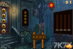 《救援爱读书的女孩》游戏画面2