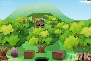 《小蜗牛逃走》游戏画面3