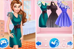 《公主的时尚夏装》截图2