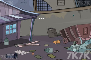 《营救金刚鹦鹉》游戏画面1