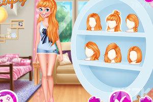 《公主的校园生活》游戏画面1