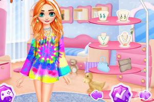 《公主的夏季时尚装》游戏画面3