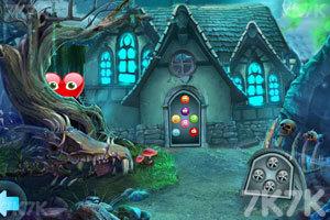 《救援卡通蘑菇》游戏画面1