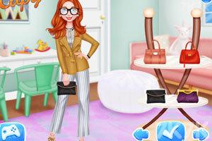 《公主的独特时尚装》游戏画面3