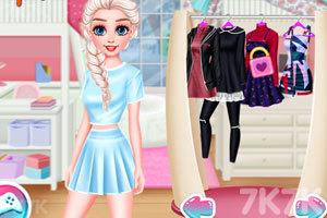 《时尚炫丽女团》游戏画面1