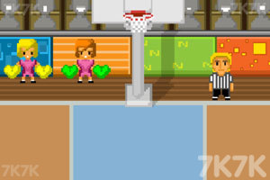 《定点投篮挑战赛》游戏画面3