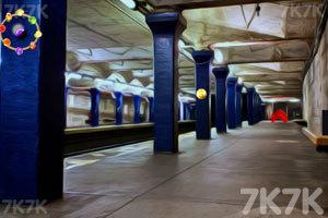 《逃出无人诡异地铁》截图3