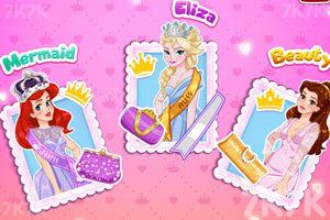 《公主选美》游戏画面1