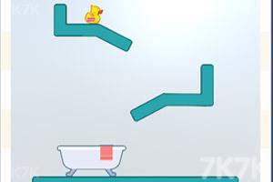 《爱洗澡的小鸭》截图1