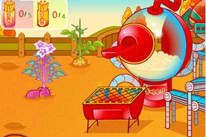 《阿sue做薯条》游戏画面1