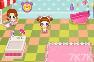 《阿Sue宠物护理店》游戏画面2