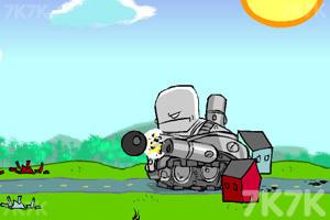 《疯狂坦克》游戏画面2
