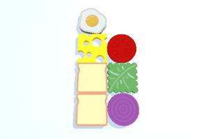 《手工三明治》游戏画面3