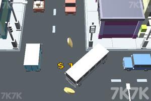 《车辆在线转弯》截图2