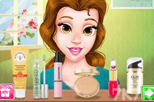 《美女的护肤日常》游戏画面2