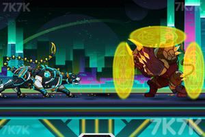 《机械豹大组装》游戏画面2