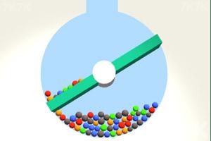 《沙滩球球》游戏画面2