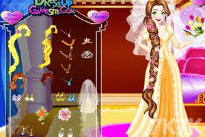 《長發公主的婚紗》截圖1