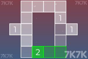 《数字与方块》游戏画面1