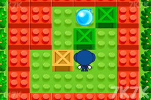 《皮蛋推箱子》游戏画面2