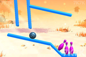 《绳索保龄球》游戏画面5