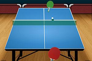 乒乓球高手赛