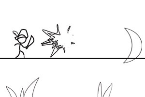 《火柴人升级战斗》游戏画面2