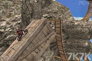 《野外摩托挑战赛》游戏画面2