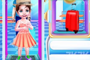 《宝贝泰勒当空姐》游戏画面5