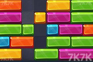 《五彩方块大挑战》游戏画面1