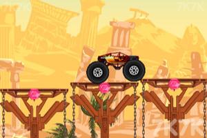 《狂野四驅車競賽3》游戲畫面3