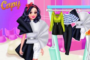 《未来时代公主装》游戏画面1