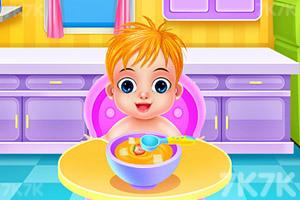 《妈妈和宝贝的假日》游戏画面3