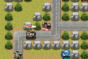 《坦克大作战》游戏画面1