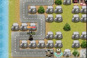 《坦克大作战》游戏画面2