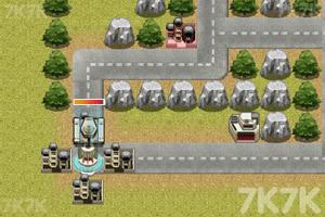 《坦克大作战》游戏画面3