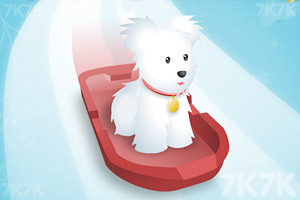 《宠物雪撬》游戏画面1