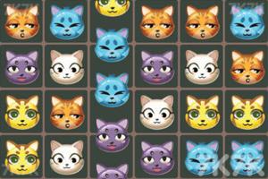 《貓貓消除戰》截圖2
