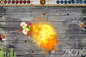 《枪手对决》游戏画面1