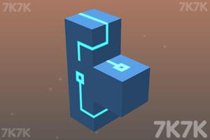 《旋转立方体》游戏画面2