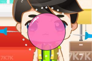《超级泡泡糖》游戏画面1