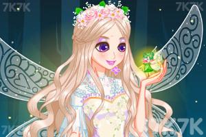 《魔法公主換裝秀》截圖2
