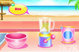 《制作甜甜果茶》游戏画面1