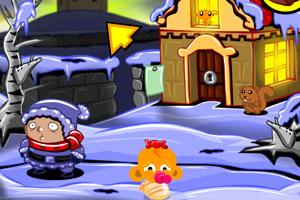 《逗小猴开心系列372》游戏画面1