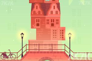 《房子叠叠高》游戏画面3