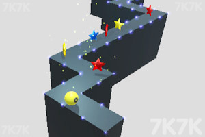 《小球挑战之路》游戏画面1