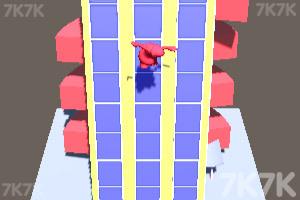 《极速高空降落》游戏画面1
