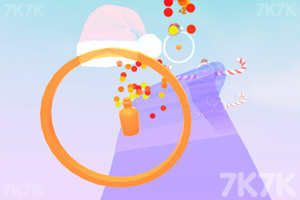 《彩蛋之路》游戏画面3