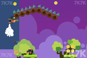 《喷射器火力战》游戏画面2